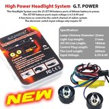 Rc  High Power led System 28967 GT POWER High Power Headlight System For Rc Model Aircraft / Car / Boat_8