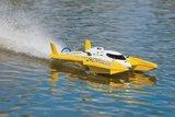 RC speedboot Aquacraft UL-1 Superior hydro  Brushless boat  oranje op=op_8