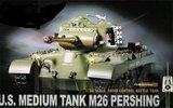 RC tank PERSHING M26  1:30 4