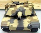 RC tank M1A2 Abrams 1:24
