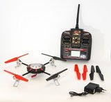 RC Quadcopter 998-V2 Aerocraft  2.4 GHz 4-kanaals op=op_8