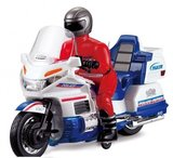 RC motor 1:43  13,5 cm met turbo 4