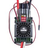Castle - Phoenix Edge 160 HV-F - Hoog-vermogen Air-Heli High Voltage Brushless regelaar - Cooling Fan - Datalogging - Telemetrie mogelijkheid - Aux. kabel - 6-12S - 160A - Opto_8