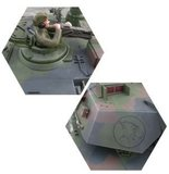 RC tank Abrams Forrest  Hobby Engine premium pro_8