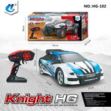 RC auto HG-102 1:10 2.4G 4WD HIGH-SPEED VEHICLE (RALLY CAR)_8