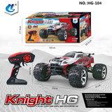 RC auto HG-104 1:10 2.4G 4WD HIGH-SPEED VEHICLE (BIGFOOT)_8