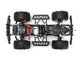 RC auto HG P404 1/10 2.4G 4WD 46cm Apace Gallop 540 Brushed Rc Car 20km/h 4x4 Rock Crawler RTR_8