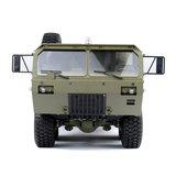 RC auto HG-P801 M983 Licht Geluid Functie Functie 2.4G 8CH 1: 12 8x8 Amerikaanse militaire vrachtwagen RC auto RTR_8