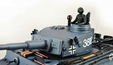 RC tank  advanced line IR/BB Tiger 1 2.4GHZ  Control edition V6.0_8