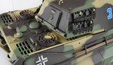 RC tank 23110 Köningstiger henschelturm 2.4GHZ pro-line met schietfunctie rook en geluid IR/BB V6.0S uitvoering metal tracks en loop en geleidewielen_8