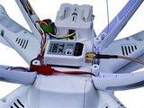 RC Quadcopter Walkera QR X350 met GPS 2.4 GHZ Devo 7 zender