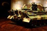 RC tank Kingtiger met Henschel koepel met rook en geluid IR/BB 2.4Ghz V6.0 13306-CA_8