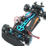 RC HSP pro Flying fish brushless 2.4 GHZ  RTR met accu en lader RTR_8