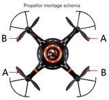 RC drone Cheerson CX-32 4CH quadcopter2
