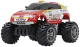 RC auto Jamara Mitsubishi Pajero Parijs Dakar 1:18 off the road