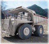 RC Mining Truck Hobby Engine