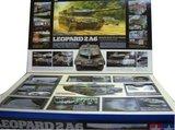RC tank Tamiya 56020  bouwpakket Leopard 2A6 Full Option Kit 1:16_8