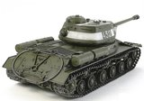 RC tank Tamiya 56035  bouwpakket Russian Heavy Tank JS-2 Model 1944 Full Option Kit 1:162