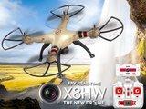 RC drone Syma x8HW   quadcopter met barometer, wifi camera  en FPV2