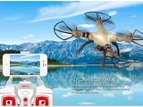 RC drone Syma x8HW   quadcopter met barometer, wifi camera  en FPV_8