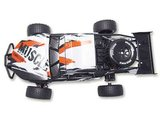 RC Auto dune Sand buggy extreme D5 1:18  4WD  RTR oranje wit2