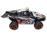 RC Auto dune Sand buggy extreme D5 1:18  4WD  RTR oranje wit3