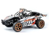 RC Auto dune Sand buggy extreme D5 1:18  4WD  RTR oranje wit