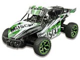 RC Auto dune Sand buggy extreme D5 1:18  4WD  RTR groen