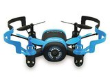 RC drone quadcopter Mini Exlporer blauw FPV 2.4GHZ RTF
