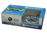 RC drone quadcopter Mini Exlporer blauw FPV 2.4GHZ RTF_8