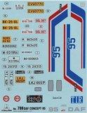 Italeri bouwpakket   DAF 3600 Space cab schaal 1:24 777_8