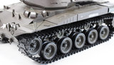 RC tank  M41 A3 HL WALKER BULLDOG  Rook & Geluid, IR en BB functie en TK 7.0 electronica Schaal 1:16 23011_8
