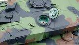 RC tank Heng Long Leopard 2A6  2.4GHZ  met schietfunctie rook en geluid V6.0S uitvoering_8
