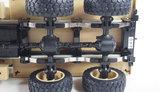RC vrachtauto U.S. M35 leger vrachtwagen 6WD RTR 1:16, zandkleur / leger groen_8