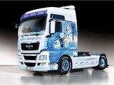 Italeri bouwpakket3921 1/24 MAN TGX XXL Wolf Transporte_8