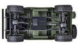 RC U.S. Jeep MS 151 militaire terreinwagen 1:14 4WD RTR, Dessert leger groen_8