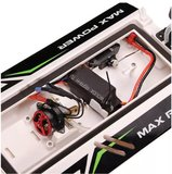 RC speedboot Wltoys WL915 2.4G Brushless High Speed 45km / h Racing RC Boat RTR_8