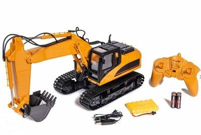 RC kraan Bagger 1:16 Excavator 15CH 2.4G RTR