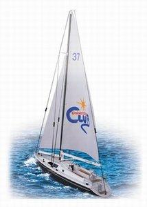 RC zeilboot university club Hobby Engine