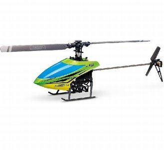 RC helicopter MJX F648 F48 4-kanaals 2.4GHz