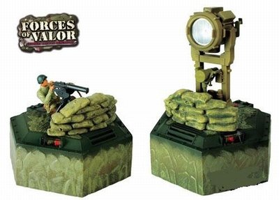 Anti-tank kanon 1/24 Forces of Valor