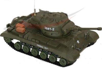 RC tank PERSHING M26  1:30