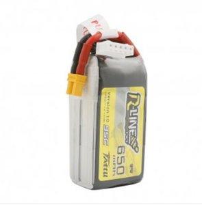 Lipo batterij, Gens ace Tattu R-Line 650mAh 14.8V 4S1P 95C Lipo Battery