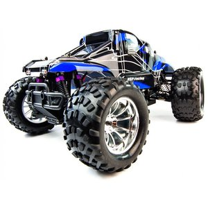 RC auto 1/10 monster truck BUG CRUSHER 2.4G ELEKTRISCHE RC TRUCK RTR