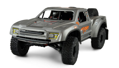 RC auto 22430 SHORT COURSE TRUCK SC12 2,4GHZ BRUSHED 1:12 RTR GRIJS