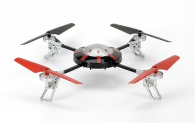 RC Quadcopter 998-V2 Aerocraft 2.4 GHz 4-kanaals