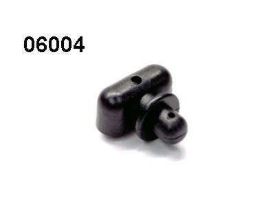 Onderdeel voor radiografische auto part nr 004-06004 06004 KAROSSERIEHALTER VORNE