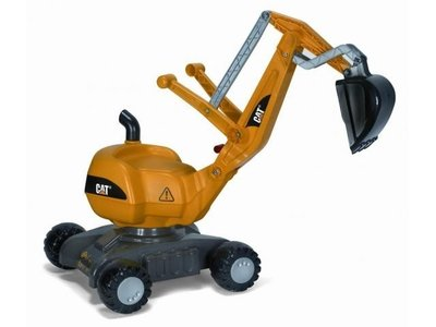 ROLLY TOYS rolly digger caterpillar  421015