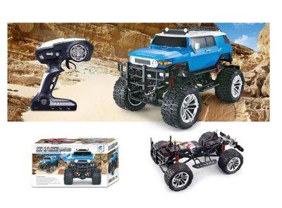 RC auto HG P404 1/10 2.4G 4WD 46cm Apace Gallop 540 Brushed Rc Car 20km/h 4x4 Rock Crawler RTR