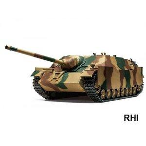 RC tank Tamiya 56039, 1/16 RC Jagdpanzer IV/70(V)Lang Full Option Kit 1:16